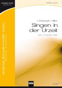 Singen in der Urzeit