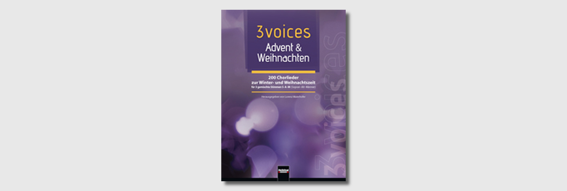 3 Voices – Advent & Weihnachten