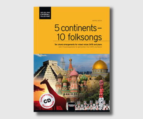 5 Continents – 10 Folksongs