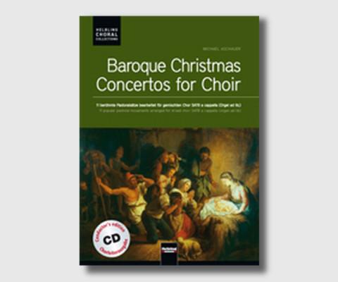 Baroque Christmas Concertos