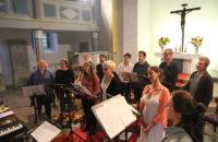 Tolle Choraufnahme für Romantik-Chorbuch bei Helbling