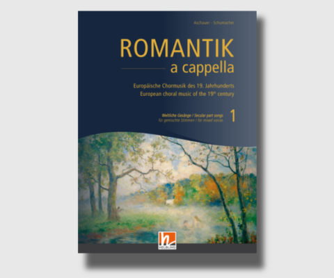 Romantik A Cappella Chor Buch