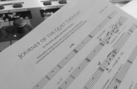 New composition for childrens choir finished