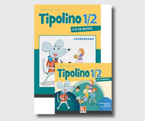 Tipolino – neues Musiklehrbuch für die Grundschule